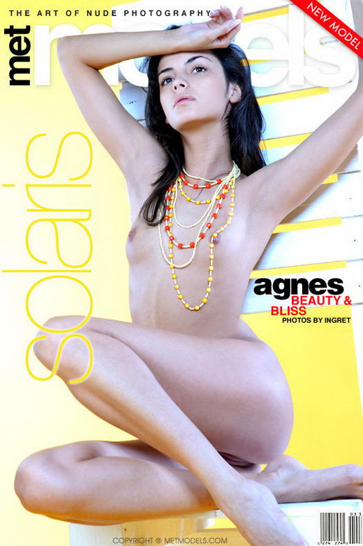 Agnes A - `Solaris` - by Ingret for METMODELS