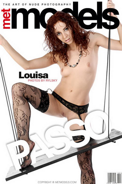 Louisa - `Passo` - by Ingret for METMODELS