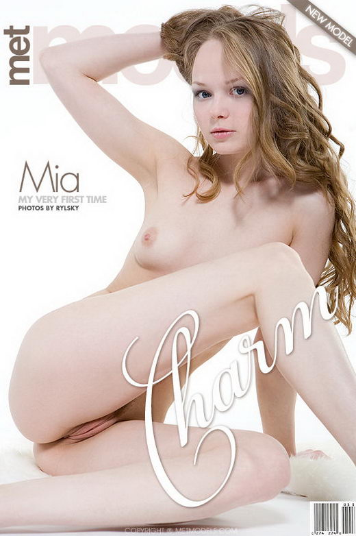 Mia B - `Charm` - by Rylsky for METMODELS