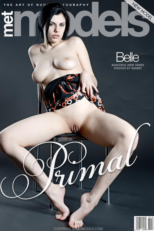 Belle - `Primal` - by Ingret for METMODELS