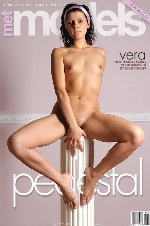 Vera B - `Pedestal` - by Slastyonoff for METMODELS