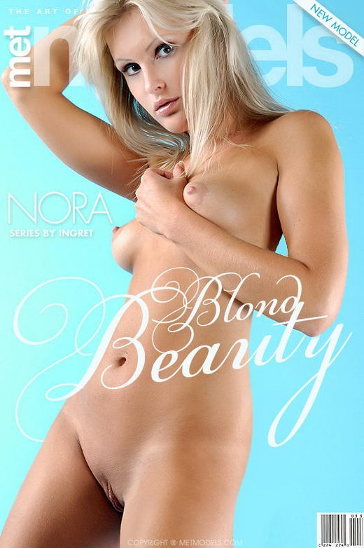 Nora - `Blond Beauty` - by Ingret for METMODELS