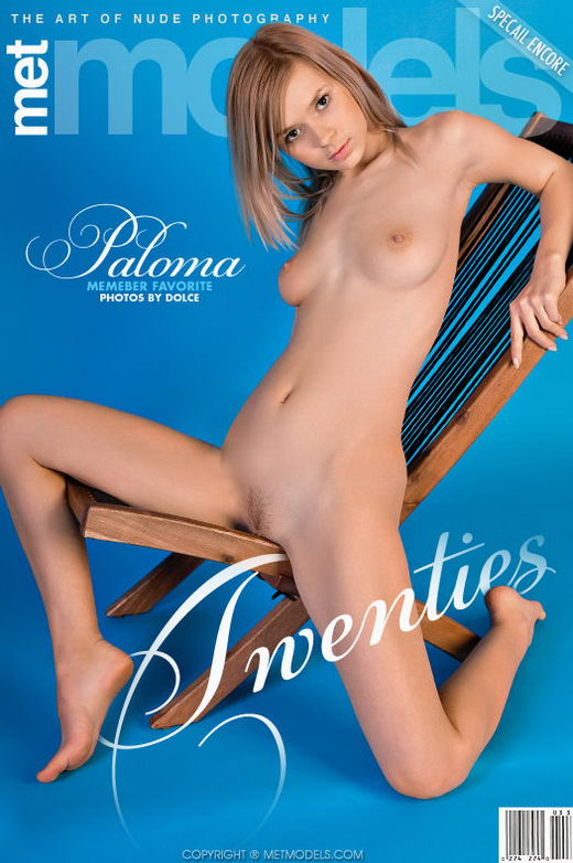 Paloma A - `Twenties` - by Dolce for METMODELS