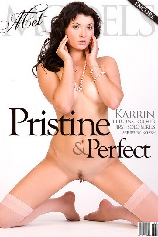 Karrin - `Pristine & Perfect` - by Rylsky for METMODELS