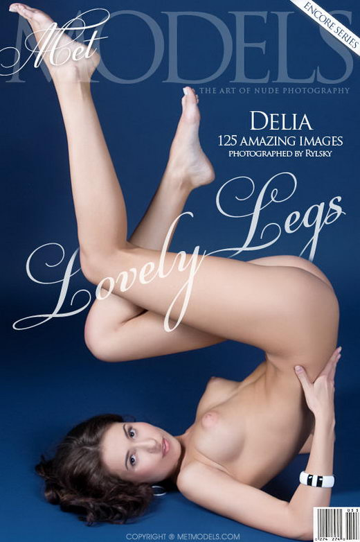 Delia - `Lovely Legs` - by Rylsky for METMODELS