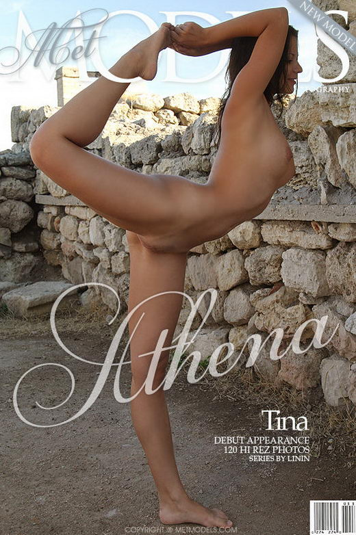 Tina - `Athena` - by Angela Linin for METMODELS