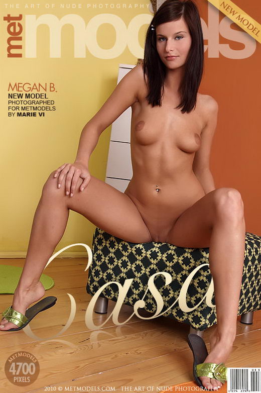 Megan B - `Casa` - by Marie Vi for METMODELS