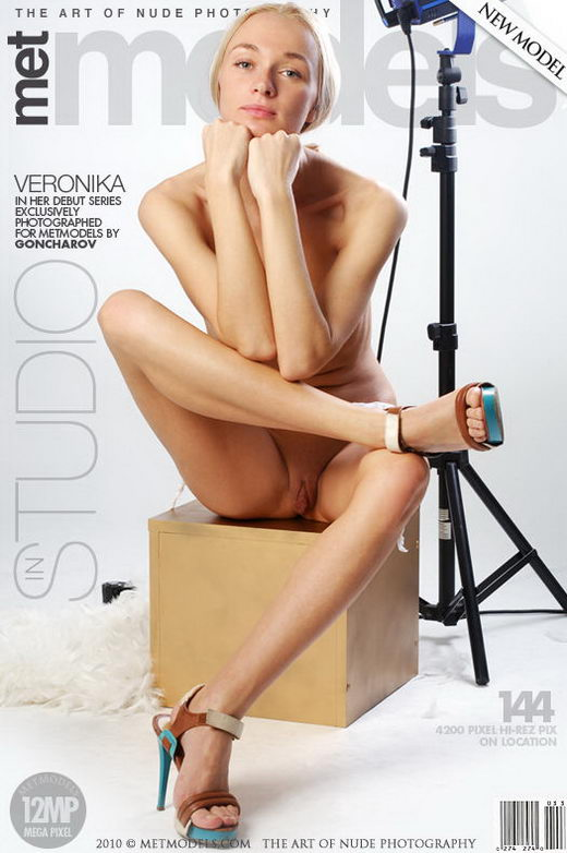 Veronika B - `Studio` - by Sergey Goncharov for METMODELS