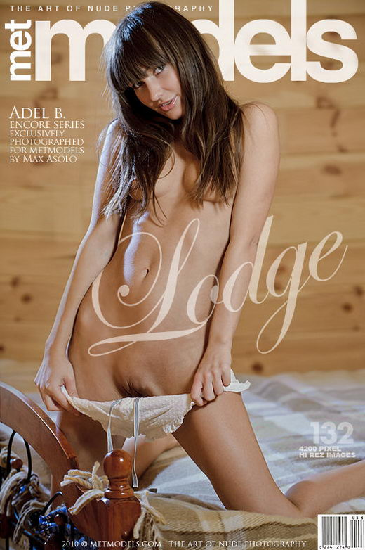 Adel B - `Lodge` - by Max Asolo for METMODELS