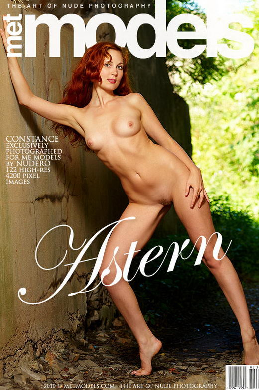 Constance - `Astern` - by Nudero for METMODELS
