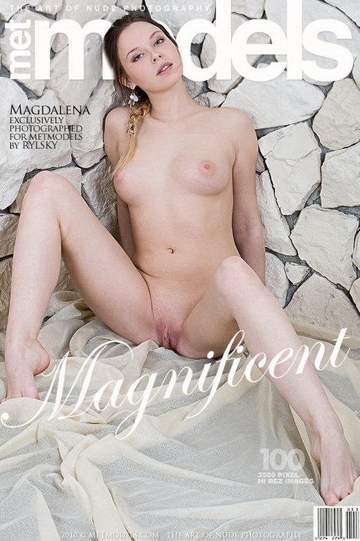 Magdalena - `Magnificent` - by Rylsky for METMODELS