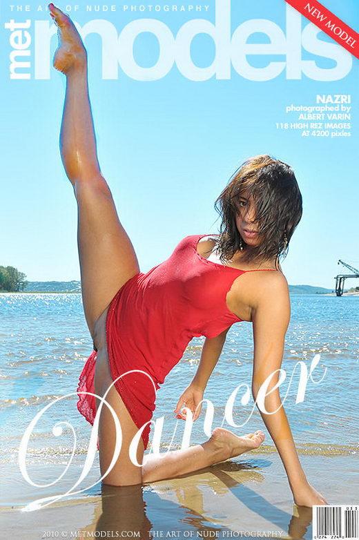 Nazri - `Dancer` - by Albert Varin for METMODELS