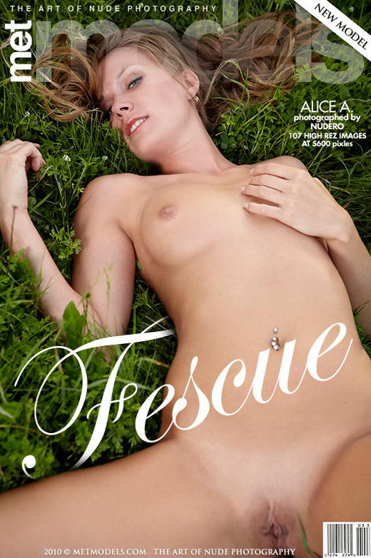 Alice A - `Fescue` - by Nudero for METMODELS
