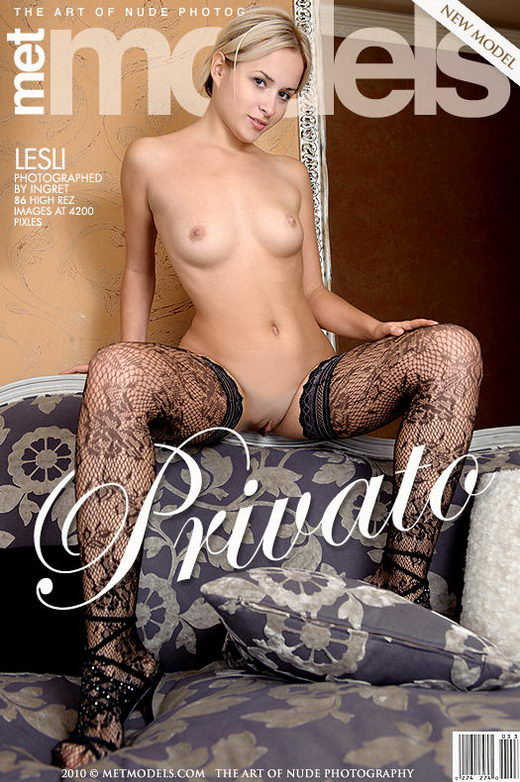 Lesli A - `Privato` - by Ingret for METMODELS