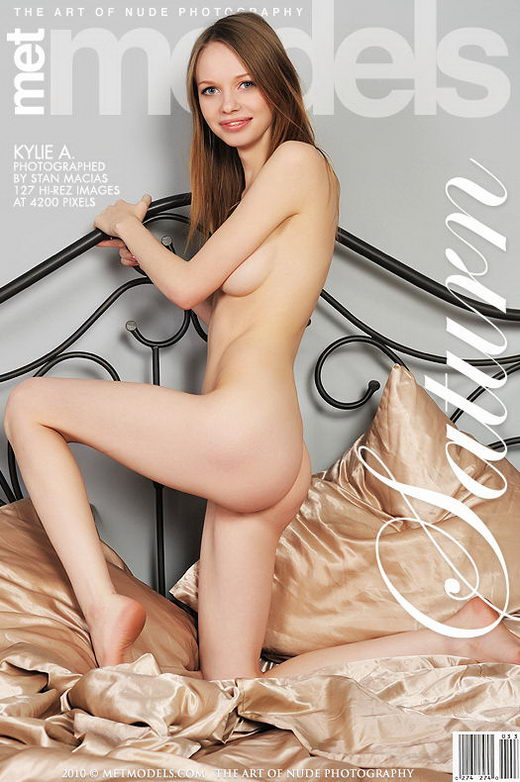 Kylie A - `Saturn` - by Stan Macias for METMODELS