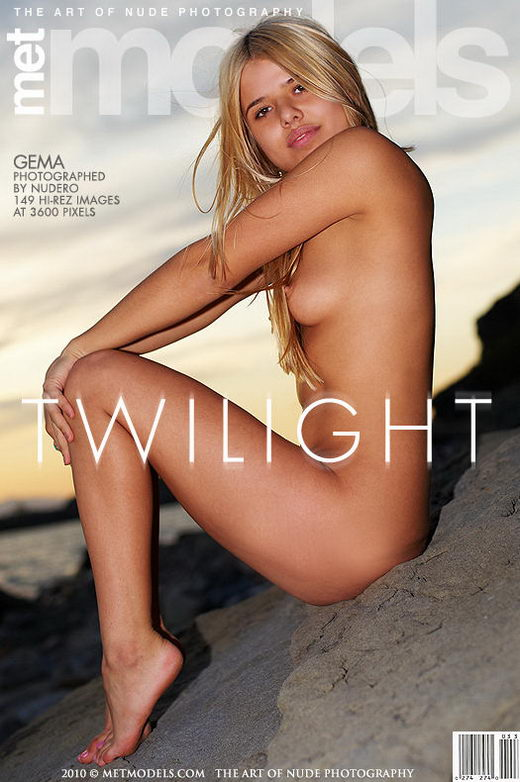 Gema - `Twilight` - by Nudero for METMODELS