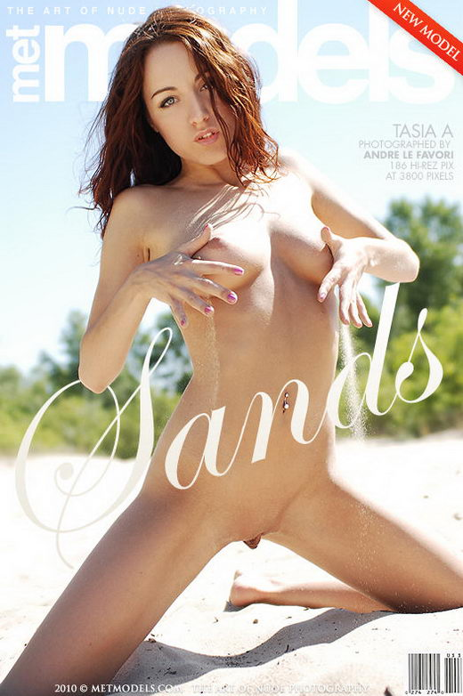 Tasia A - `Sands` - by Andre Le Favori for METMODELS