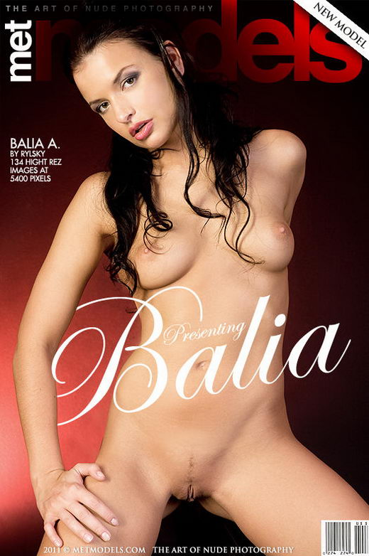 Balia A - `Presenting Balia` - by Rylsky for METMODELS