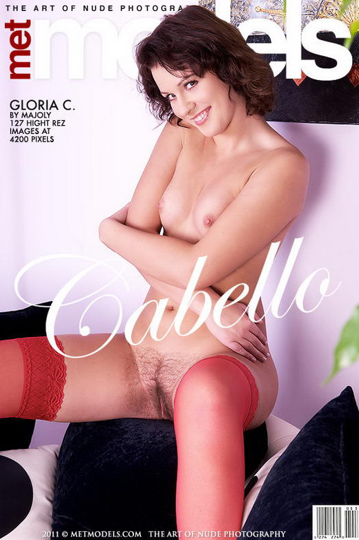 Gloria C - `Cabello` - by Majoly for METMODELS