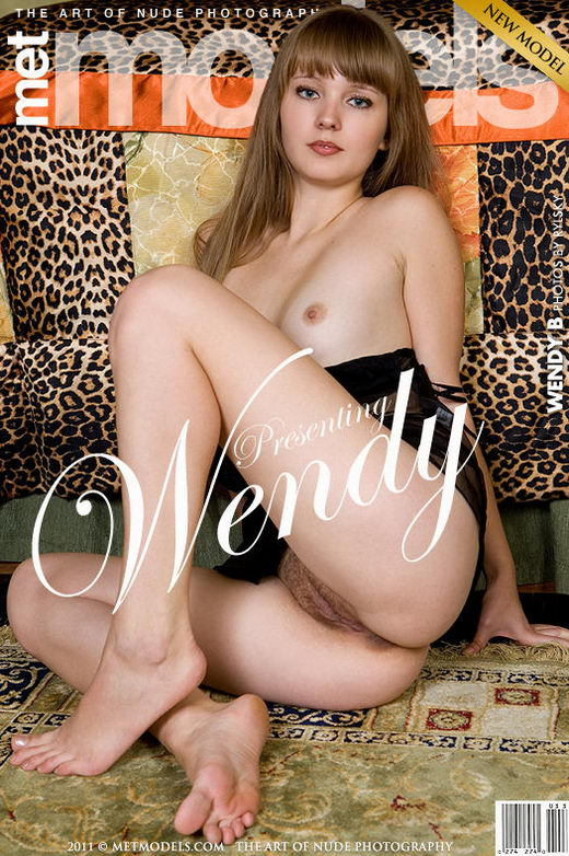 Wendy B - `Presenting Wendy` - by Rylsky for METMODELS