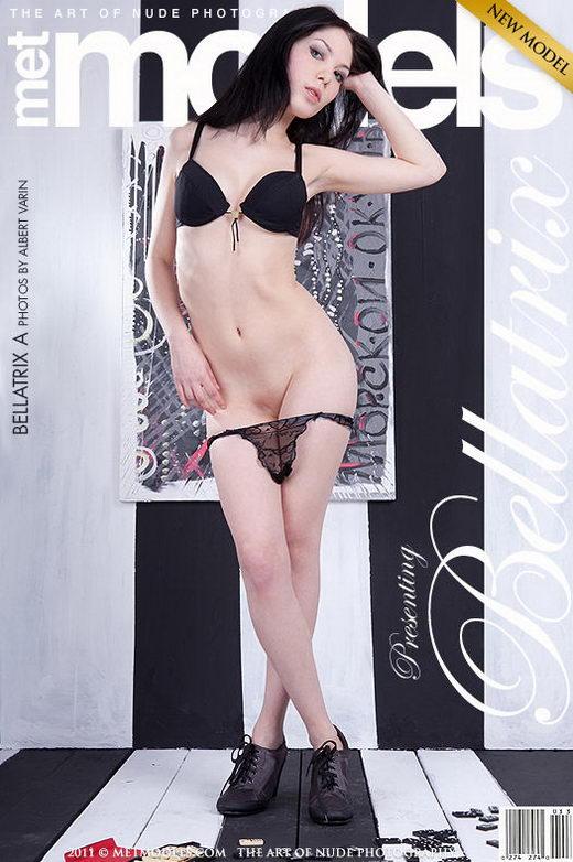 Bellatrix A - `Presenting Bellatrix` - by Albert Varin for METMODELS