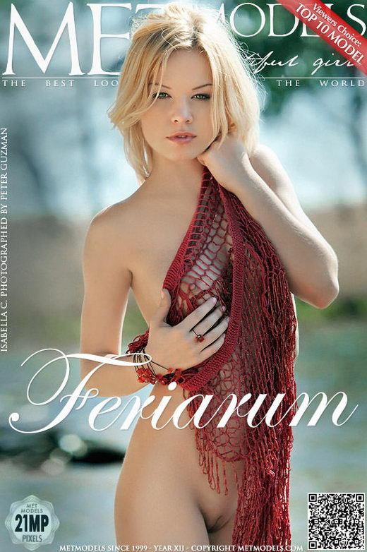 Isabella C - `Feriarum` - by Peter Guzman for METMODELS