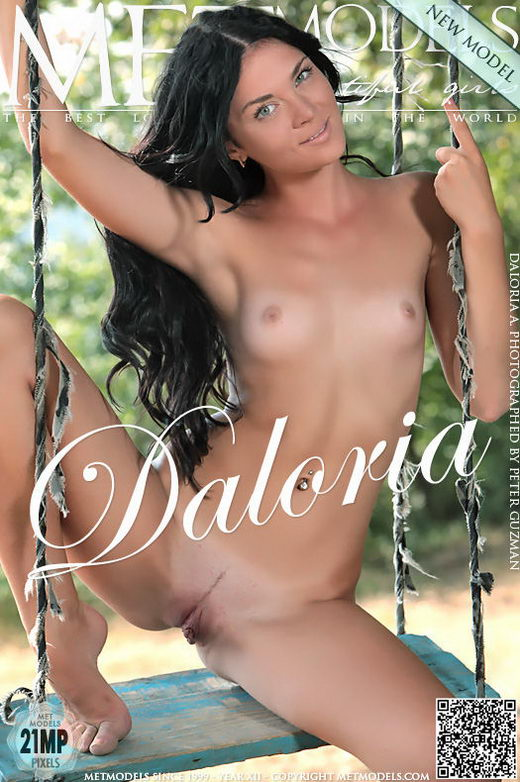 Daloria A - `Presenting Daloria` - by Peter Guzman for METMODELS