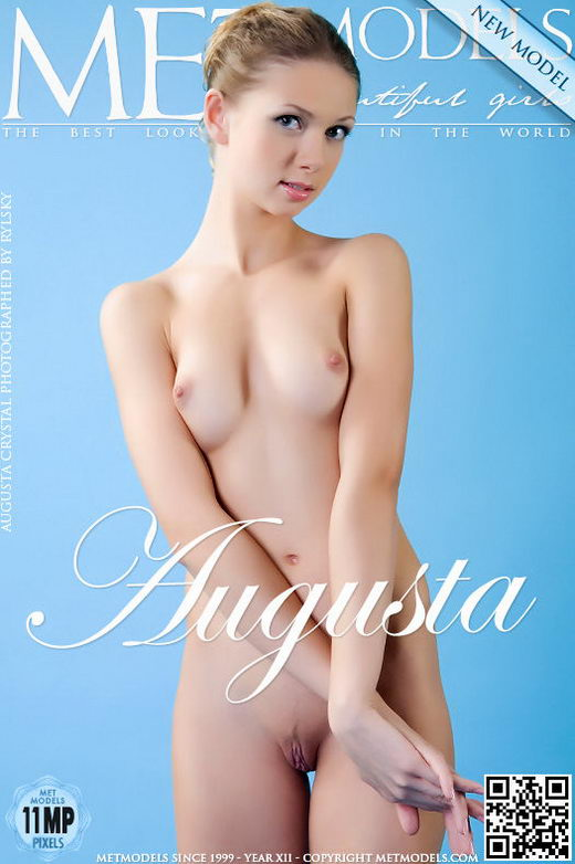 Augusta Crystal - `Presenting Augusta` - by Rylsky for METMODELS