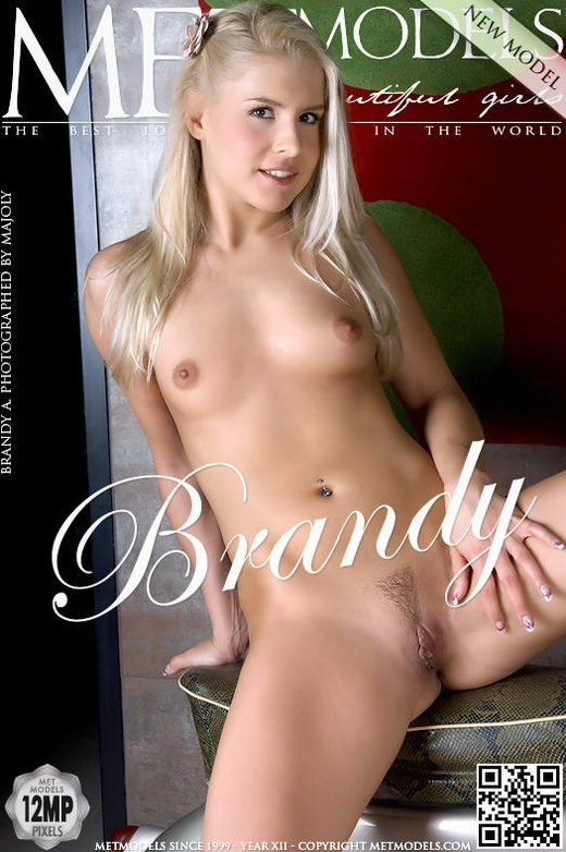 Brandy A - `Presenting Brandy` - by Majoly for METMODELS