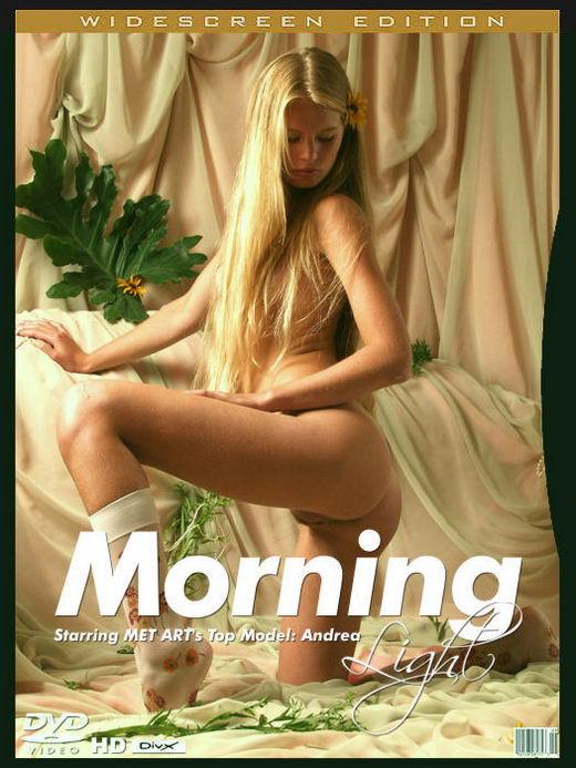 Andrea C - `Morning Light [00'04'09] [AVI] [520x390]` - by Voronin for METMOVIES