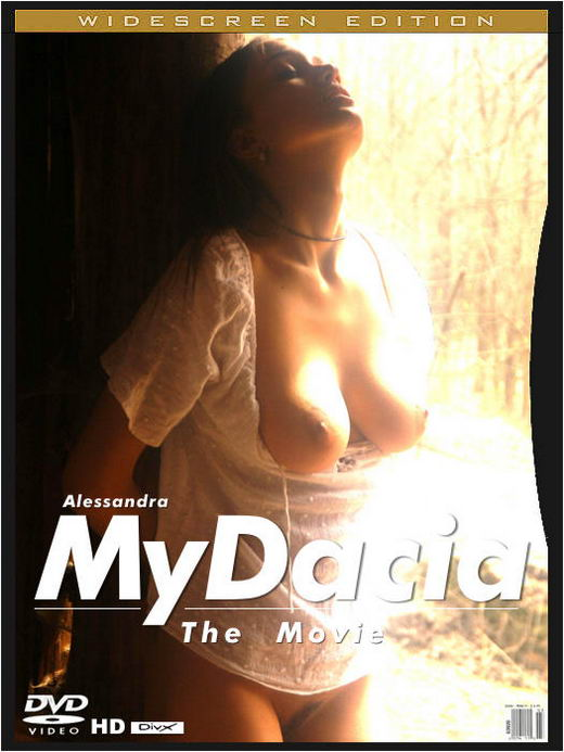Alessandra D - `My Dacia [00'07'06] [AVI] [520x390]` - by Pasha for METMOVIES