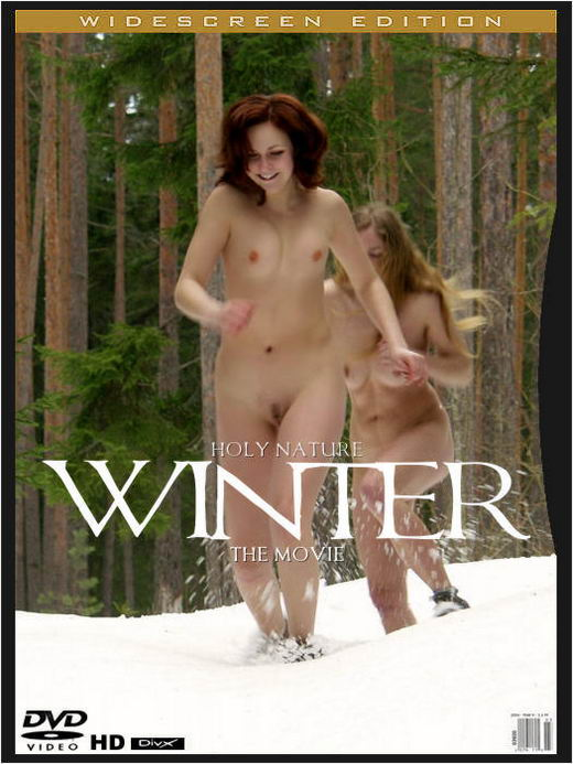 Girls Of Holy Nature - `Winter [00'05'04] [AVI] [640x480]` - by Holy Nature for METMOVIES