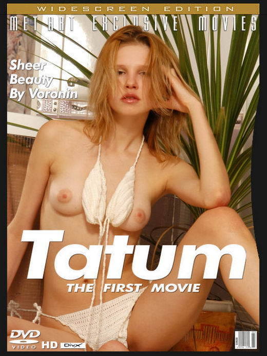 Tatum - `Tatum - The First Movie` - by Voronin for METMOVIES
