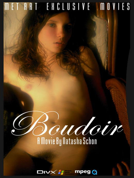 Anna S - `Boudoir [00'06'04] [AVI] [520x416]` - by Natasha Schon for METMOVIES