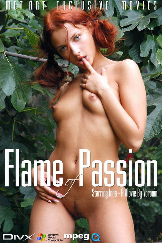 Inna Q - `Flame Of Passion` - by Voronin for METMOVIES