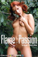 Inna Q in Flame Of Passion video from METMOVIES by Voronin