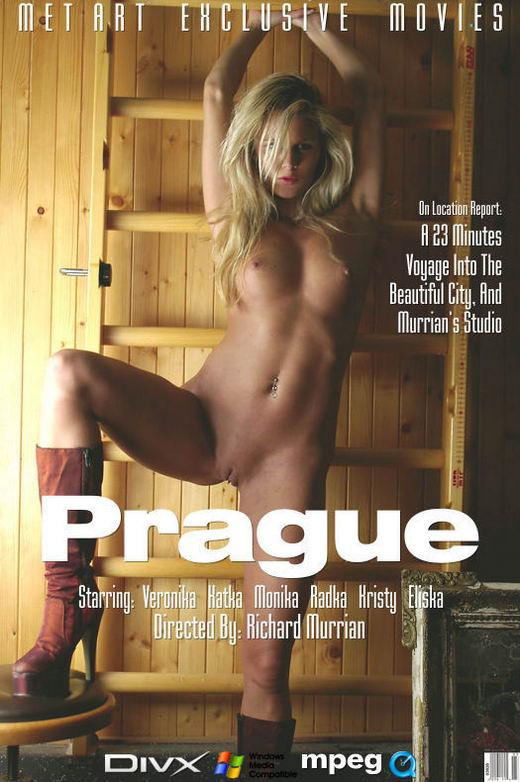 Veronika H & Katka M & Monika M & Radka V & Kristy H & Veronika P & Eliska P & Monika - `On Location: Prague` - by Richard Murrian for METMOVIES