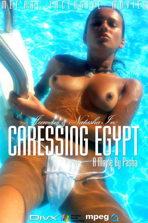 Juman & Natasha C - `Caressing Egypt` - by Pasha for METMOVIES