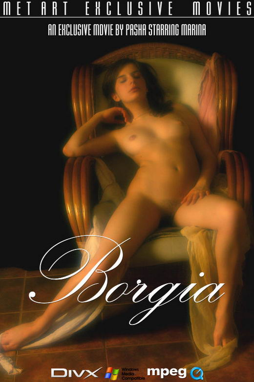 Marina I - `Borgia` - by Pasha for METMOVIES