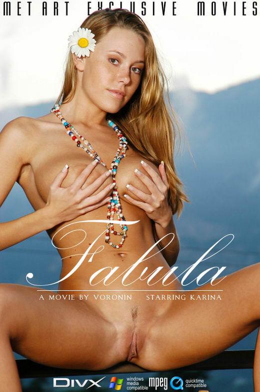 Karina B - `Fabula` - by Voronin for METMOVIES