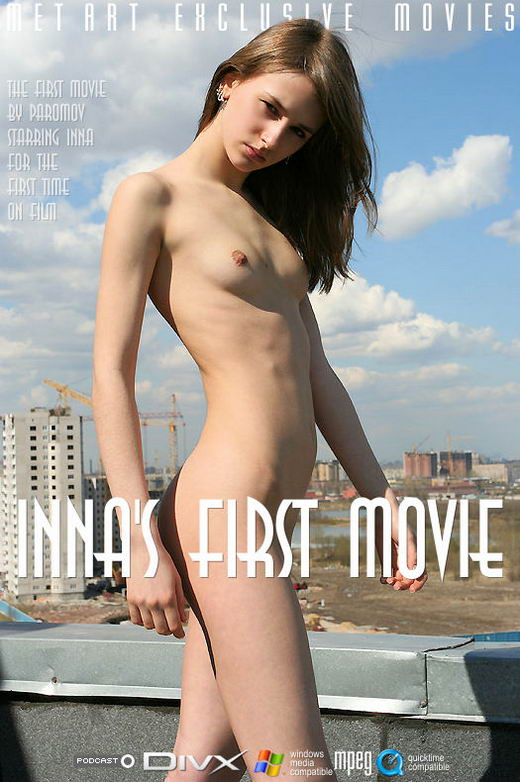 Inna C - `Inna's First video` - by Paromov for METMOVIES