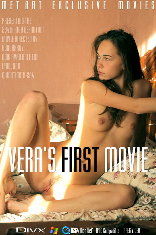 Vera C - `Vera's First Movie` - by Goncharov for METMOVIES