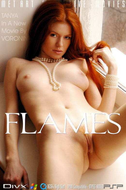Tanya I - `Flames` - by Voronin for METMOVIES