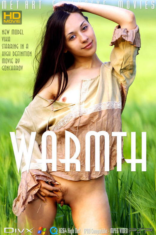 Vika Ae in Warmth video from METMOVIES by Goncharov