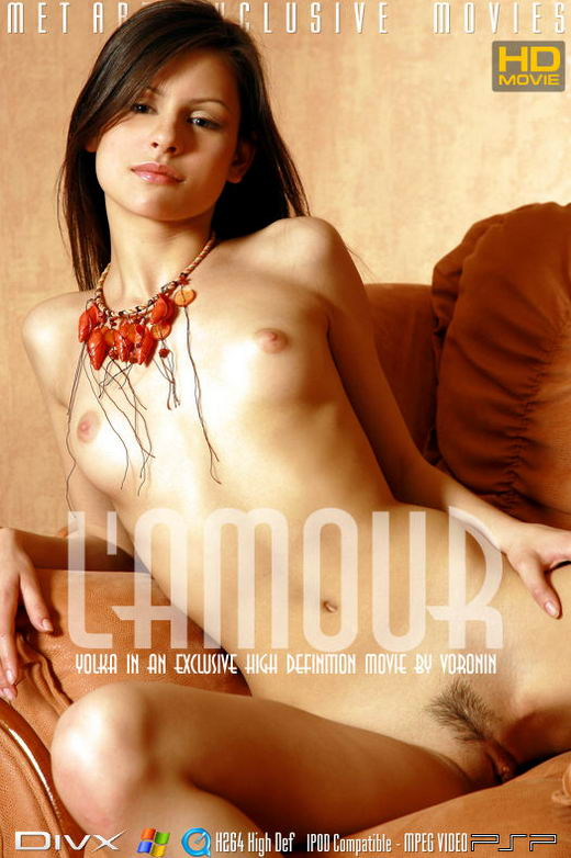 Yolka - `Lamour` - by Voronin for METMOVIES