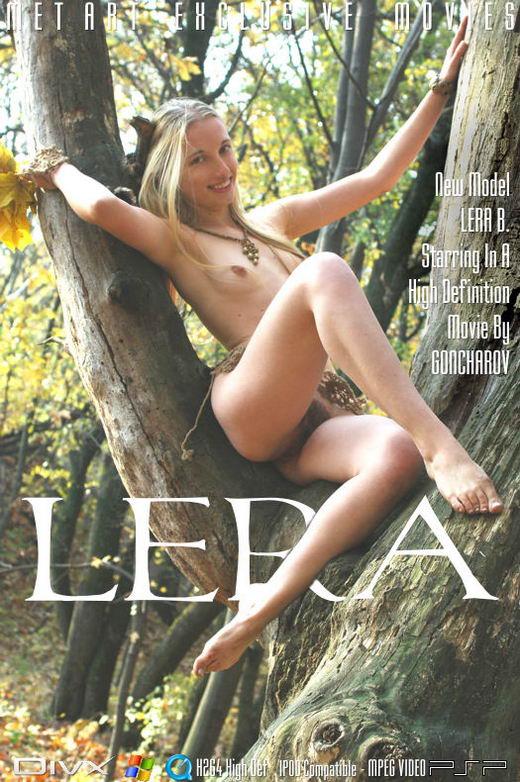 Lera B - `Presenting Lera` - by Goncharov for METMOVIES