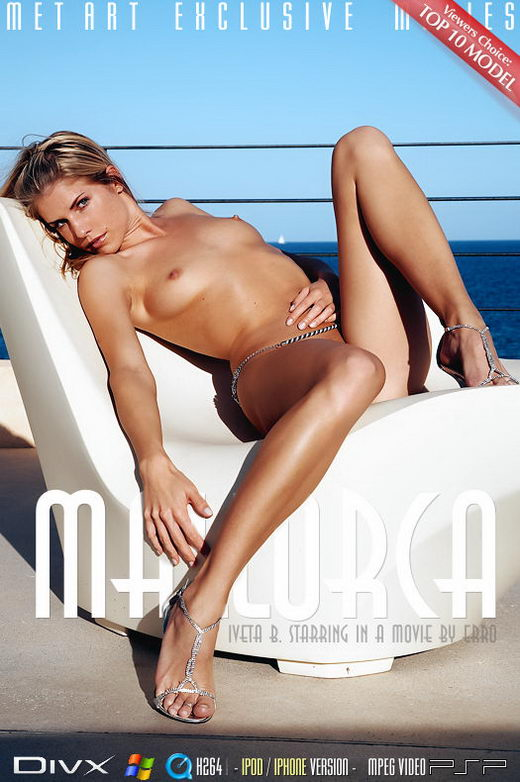 Iveta B - `Mallorca` - by Erro for METMOVIES