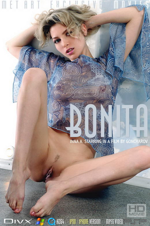 Inna A - `Bonita` - by Goncharov for METMOVIES