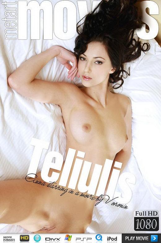 Anna Aj - `Teliulis` - by Voronin for METMOVIES
