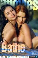 Lidiya A & Niza A - Bathe